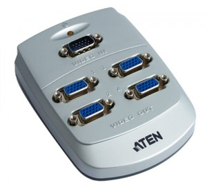 Splitter VGA 4 porty ATEN